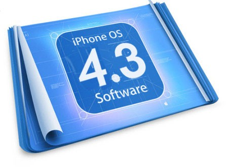 iOS 4.3.1 in arrivo