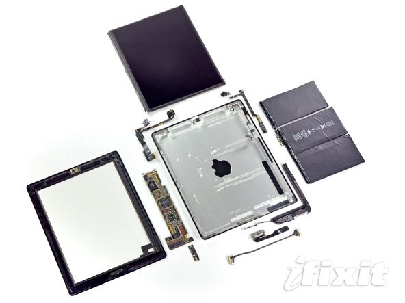 ipad 2 teardown