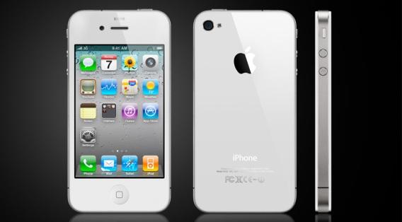 iphone 4 bianco di Apple