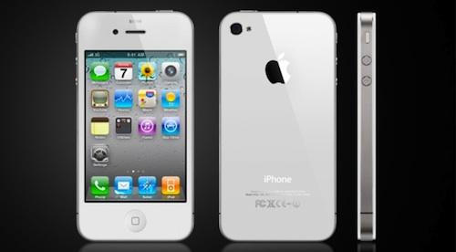 iPhone 4 bianco primavera 2011