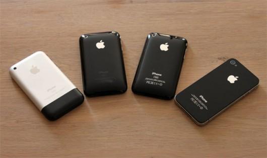 tutti gli iPhone Apple