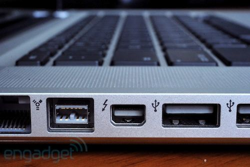 Thunderbolt MacBook Pro 2011