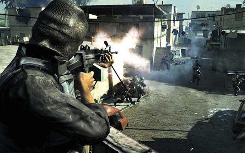 Call of Duty 4 a soli 28 € sul Mac App Store