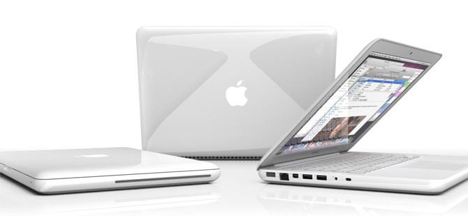 Il Macbook bianco vende poco, aggiornamento previsto per maggio