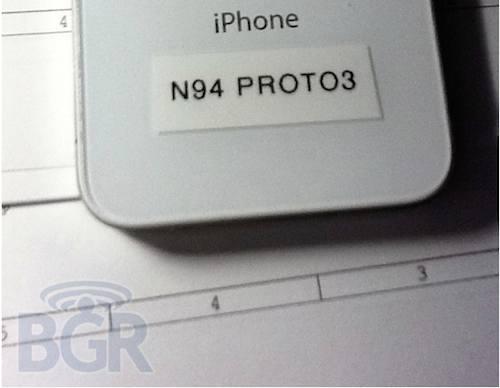 iphone 4s prototipo