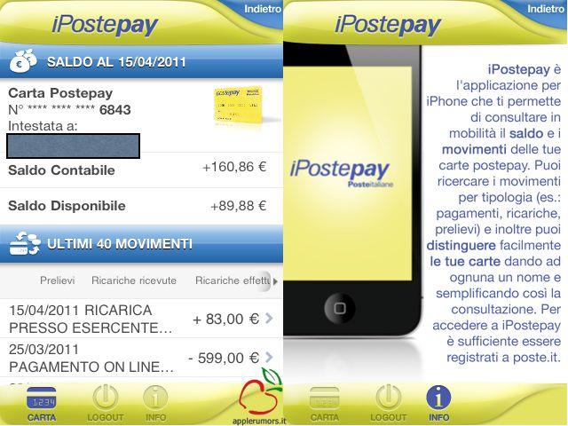 ipostepay per App Store