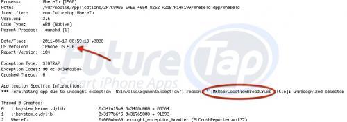Apple sta testando l'iOS 5?