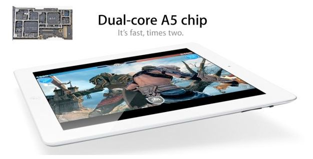 Poche scorte di iPad 2 per un problema ad un chip?