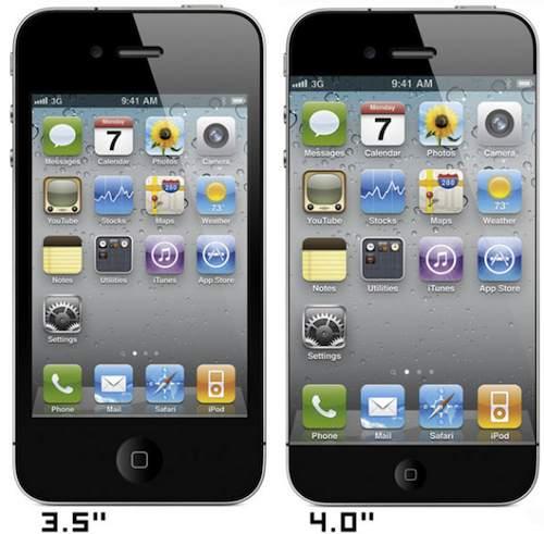 4 pollici iphone 5