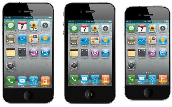 iphone 4 iphone nano iphone 5