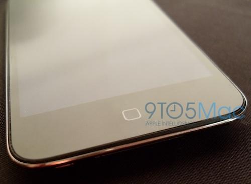 iPod touch 5G, altre conferme del tasto Home capacitivo