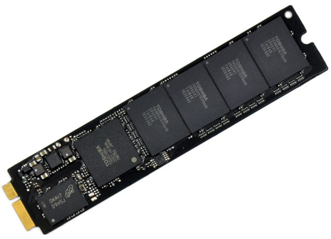 SSD Macbook air 2011