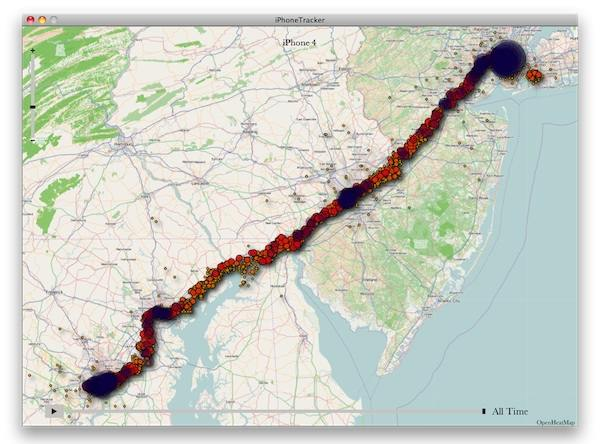 Steve Jobs risponde in merito al tracciamento GPS su iPhone
