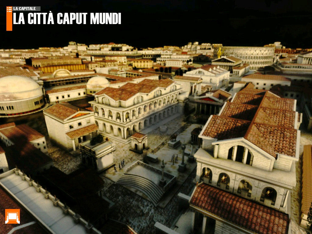 Recensione: Virtual History Roma per iPad