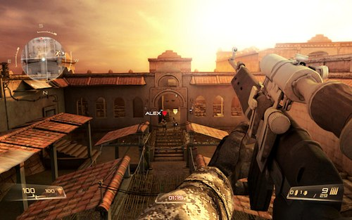 Modern Combat: Domination di Gameloft per Mac