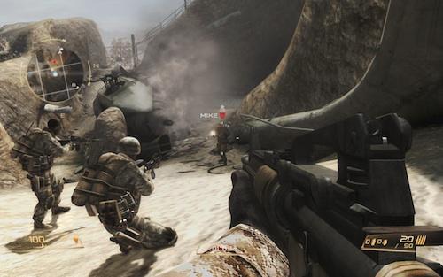 Modern Combat: Domination di Gameloft