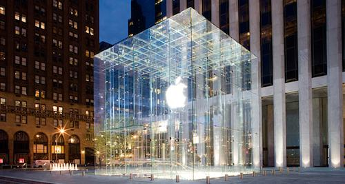 apple store new york