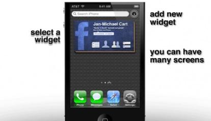 Dashboard iOS5