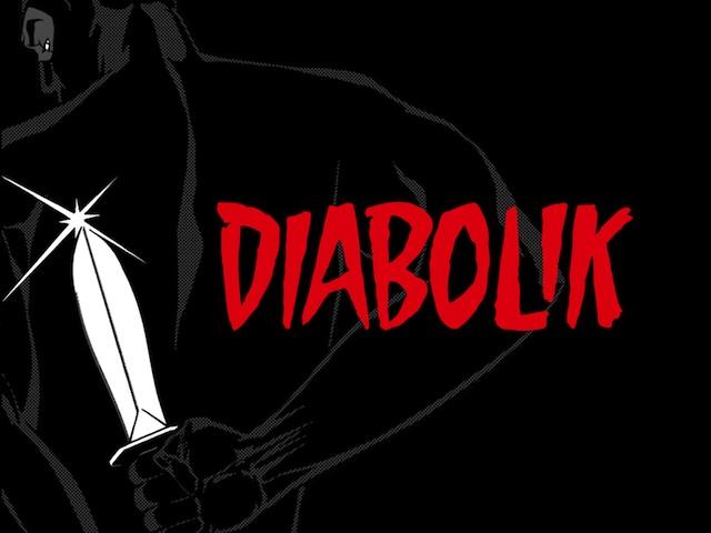 Diabolik arriva anche su iPad!