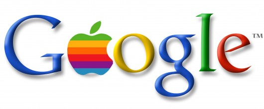 logo google apple