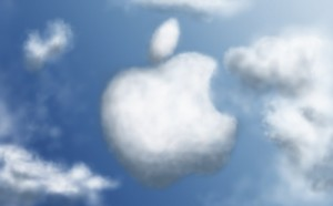 cloud apple