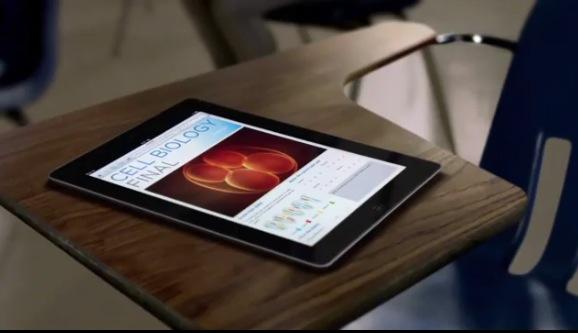 spot iPad 2