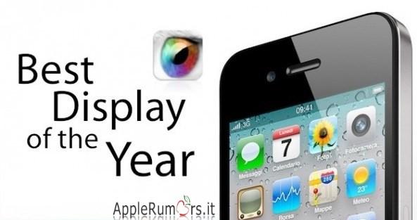 iphone 4 retina display