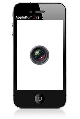 iphone 5 con 8 megapixel camera