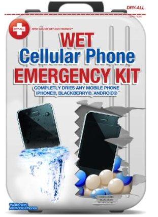 iphone bagnato kit