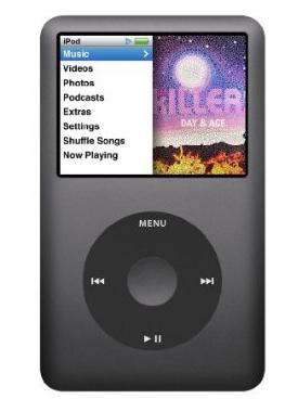 iPod Classic 160 GB di ultima generazione su Amazon sottocosto