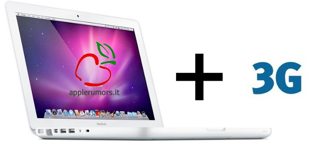 macbook bianco 2011 3G