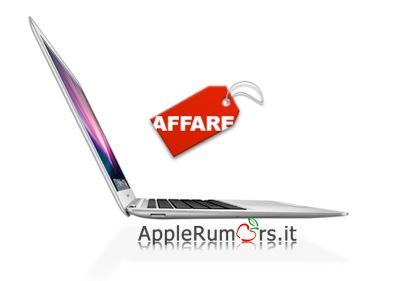 Sconti super per i Macbook Air ricondizionati!