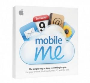 servizio MobileMe Apple