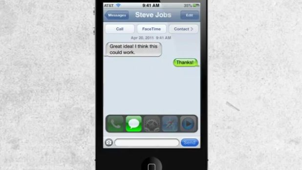 Video concept multitasking iOS 5
