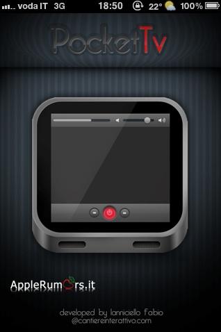 pocket tv iphone