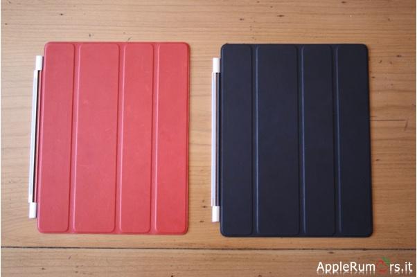 Smartcover rossa vs nera: Foto