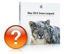 snow leopard domanda