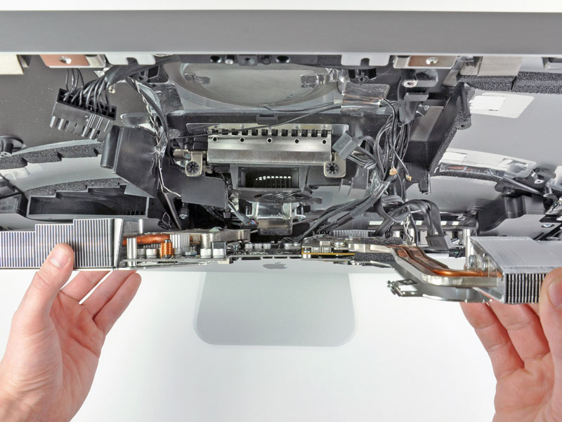 I nuovi iMac 2011 hanno la possibilità di cambiare scheda grafica