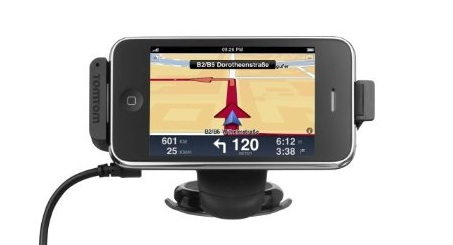 supporto tomtom iPhone