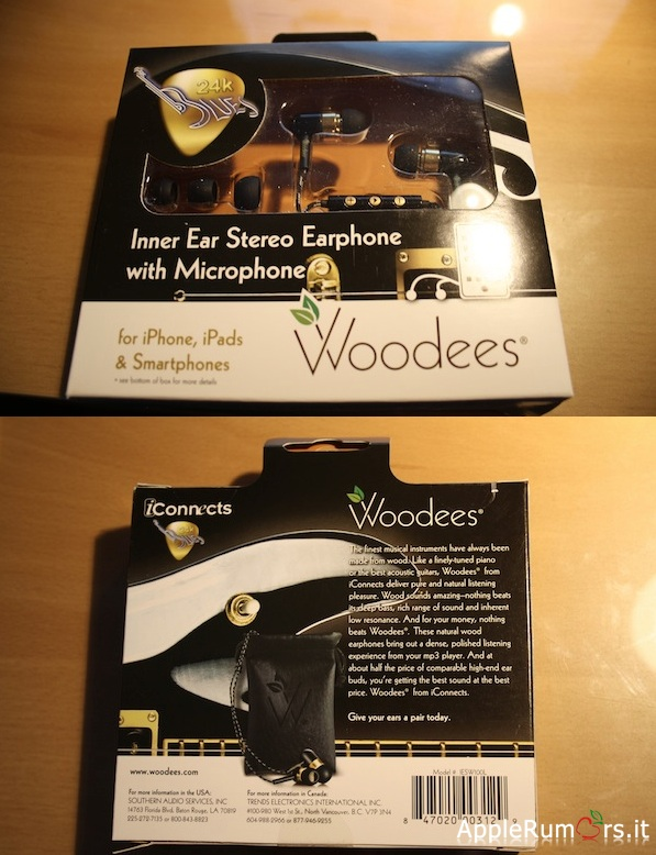 woodees blues