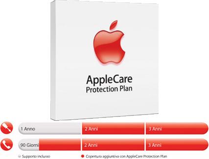 Apple non da informazioni corrette sulla garanzia dei propri prodotti
