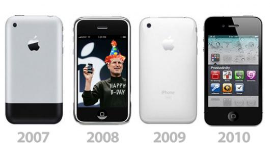 tutti i modelli di iphone