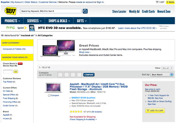 macbook air best buy