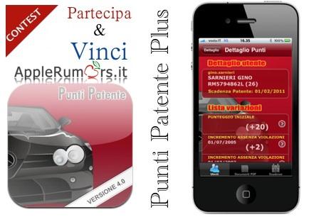 CONTEST: Vinci 3 codici di Punti Patente Plus
