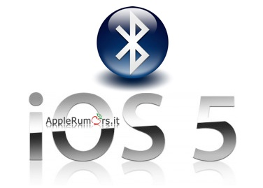 bluetooth iOS 5