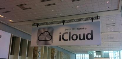 icona icloud WWDC 2011