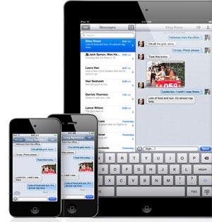 iMessage su iOS 5, la migliore novità di iOS 5?
