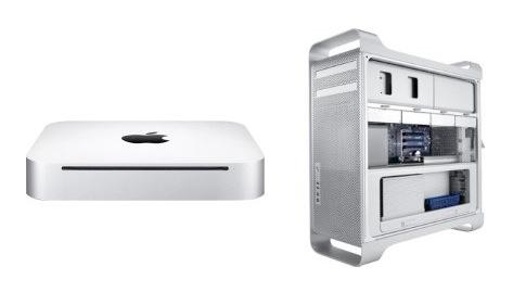 Mac Mini e Mac Pro in arrivo a fine luglio o inizio agosto