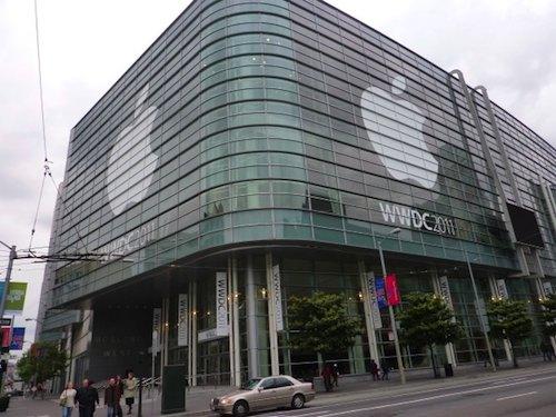 Tutto pronto per il WWDC 2011 a San Francisco