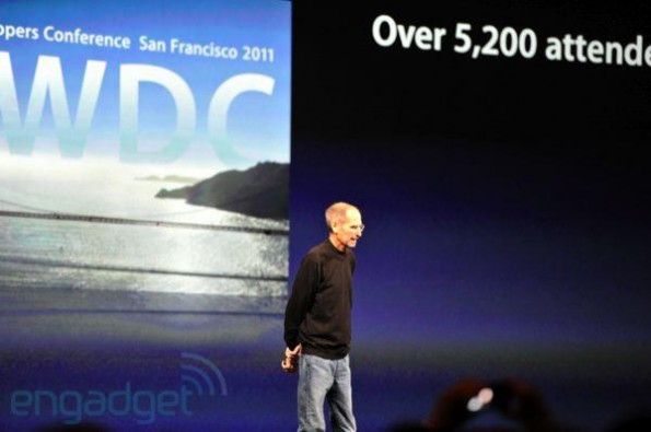steve jobs moscone center 2011